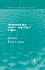Inheritance and Wealth Inequality in Britain PDF