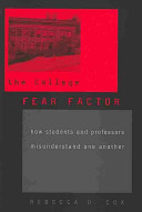 The College Fear Factor