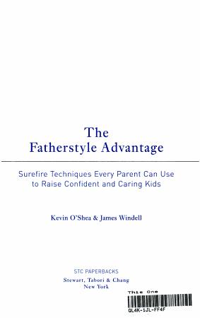 The Fatherstyle Advantage PDF