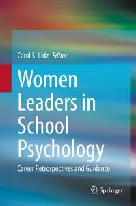 Women Leaders in School Psychology PDF