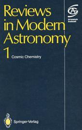 Cosmic Chemistry