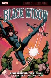Black Widow Epic Collection PDF