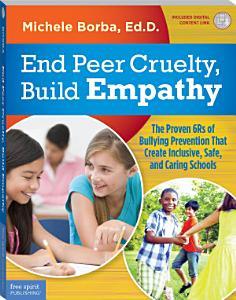 End Peer Cruelty  Build Empathy Book
