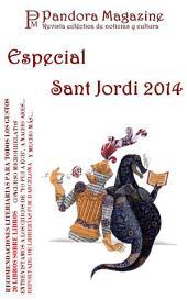 Especial Sant Jordi 2014: Especial del Día del Libro 2014 en Pandora Magazine