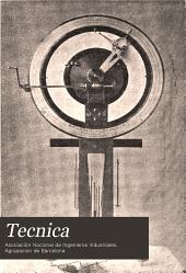 Tecnica: revista tecnológico-industrial, Volum 31