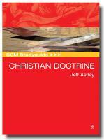 Christian Doctrine PDF