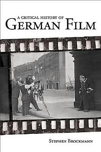 A Critical History of German Film Book
