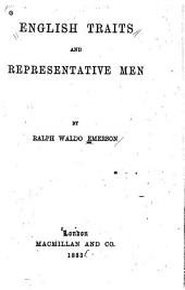 English Traits ; And, Representative Men