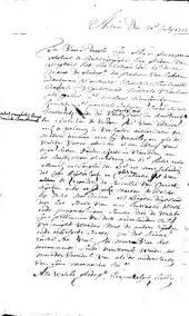 Documenten betreffende de orde van opvolging in het rijk