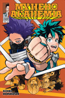 My Hero Academia Book PDF