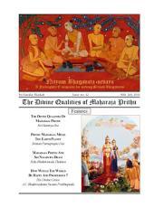 NBS#42: The Divine Qualities of Maharaja Prithu