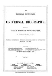 The Imperial Dictionary of Universal Biography PDF