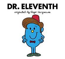 Doctor Who  Dr  Eleventh  Roger Hargreaves  PDF