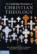 The Cambridge Dictionary of Christian Theology PDF
