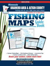 Minnesota - Brainerd Area & Aitkin County Fishing Map Guide