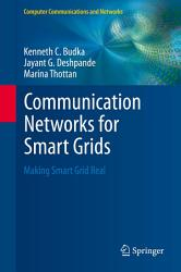 Communication Networks For Smart Grids Book PDF