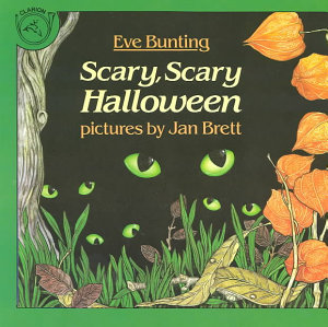 Scary  Scary Halloween Book