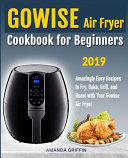 GOWISE Air Fryer Cookbook for Beginners Book