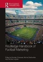 Routledge Handbook of Football Marketing PDF