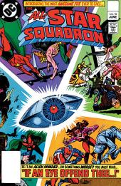 All-Star Squadron (1981-) #10