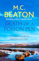 Death of a Poison Pen PDF