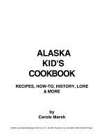 Alaska Kid's Cookbook