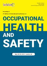 Proceedings of 4th Edition of International Conference on Occupational Health and Safety 2018