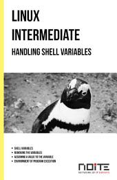 Handling shell variables: Linux Intermediate. AL2-023