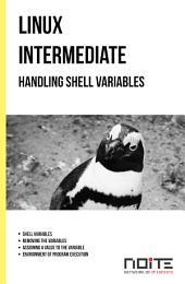Handling shell variables: Linux Intermediate. AL2-023