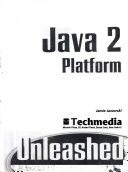 Java 2 Platform Unleashed PDF