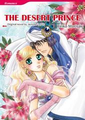 THE DESERT PRINCE: Mills & Boon Comics