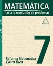MATEMÁTICA 7: Reforma Matemática Costa Rica