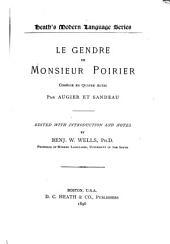 Le gendre de Monsieur Poirier: comédie en quatre actes