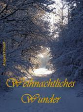 Weihnachtliches Wunder: weihnachtliche Kurzgeschichte