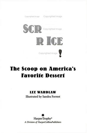 We All Scream for Ice Cream  PDF