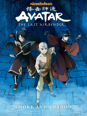 Avatar  the Last Airbender  Smoke and Shadow Library Edition
