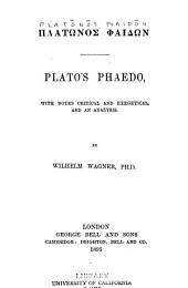Platōnos Phaidōn