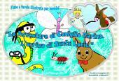 Le avventure di Coniglio Nerino. L'arrivo di S. Lucia. - Fiabe e favole illustrate per bambini.