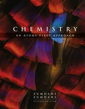 Chemistry: An Atoms First Approach: Edition 2