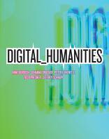 Digital Humanities PDF