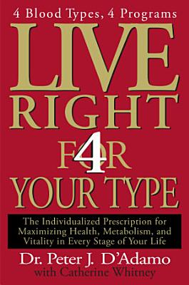 Live Right 4 Your Type PDF