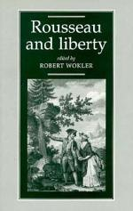 Rousseau and Liberty
