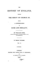 The history of England, during the reign of George iii: Volume 2