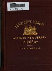 Fitzgerald's Legislative Manual, State of New Jersey