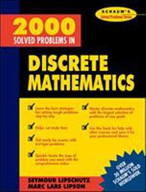 2000 Solved Problems in Discrete Mathematics PDF