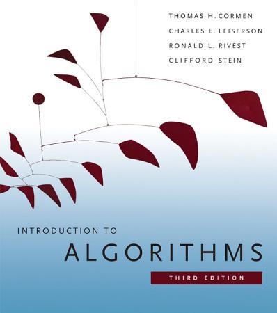 Introduction to Algorithms PDF