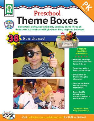 Preschool Theme Boxes  Grades Preschool   PK PDF