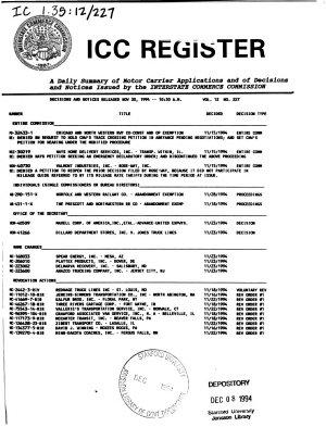 ICC Register PDF