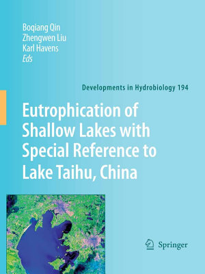 Eutrophication of Shallow Lakes with Special Reference to Lake Taihu  China