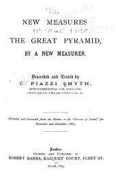 New Measures of the Great Pyramid